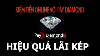 Cách đầu tư vốn hiệu quả cao nhất với paydiamond - bỏ vốn ít nhất mà lợi nhuận cao nhất