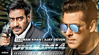 After Race 3, Salman khan with Ajay devgn in dhoom 4,blockbuster movie dhoom 4 confirmed