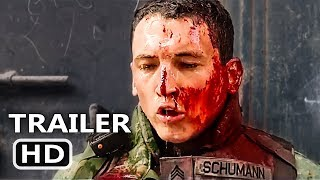 THANK YOU FOR YOUR SERVICE Trailer (2017) Miles Teller Drama Movie HD