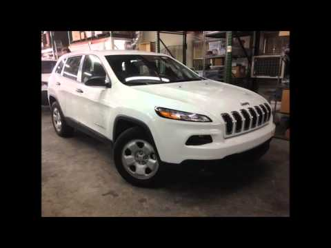 How to Unlock A Car: Jeep Cherokee