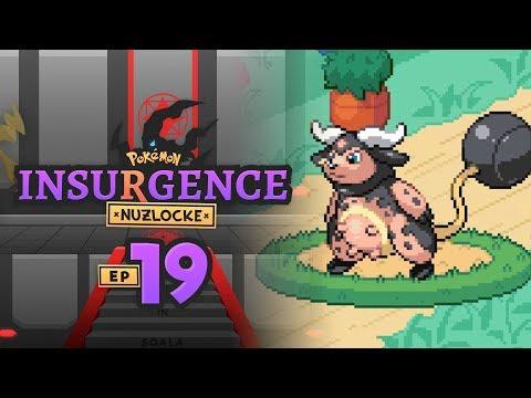 BEST MEGA YET!!! | Pokemon Insurgence Nuzlocke Part 19