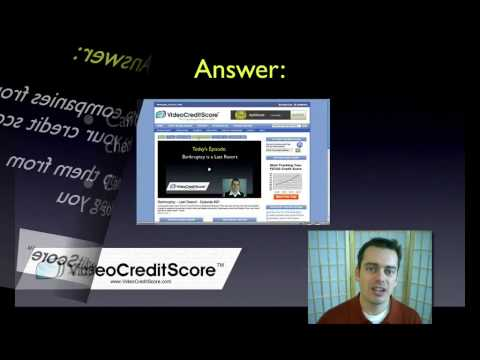 Pre-approval Credit Scores