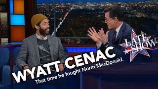 Download Wyatt Cenac Had to Defend Himself At SNL Video