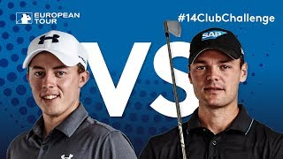 The 14 Club Challenge - Fitzpatrick vs Kaymer