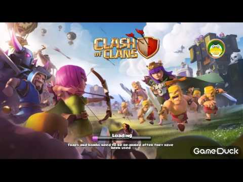 How to change your song in clash of clans