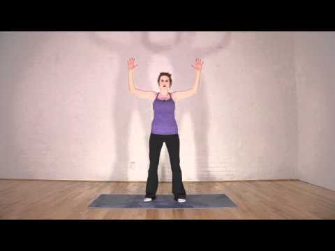 5 Minute Arm Workout - Sculpt and Shrink