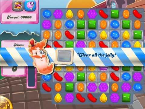 Candy Crush Saga [iOS] iPad Air HD -- EP2