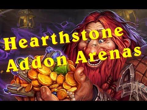 Hearthstone : Addon para arenas