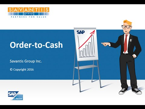 Order-to-Cash Demo - SAP Fiori