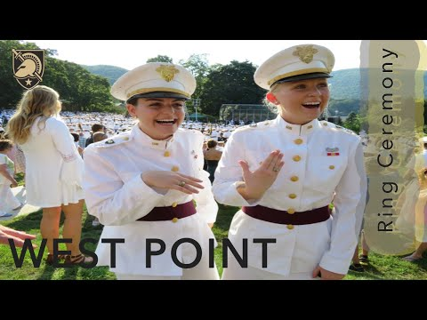 West Point Ring Ceremony Vlog // Class of 2017