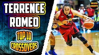 Terrence Romeo Top 10 Crossovers of All Time