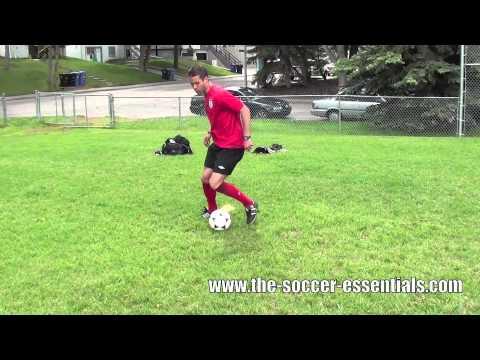 Dribbling Drills For Football