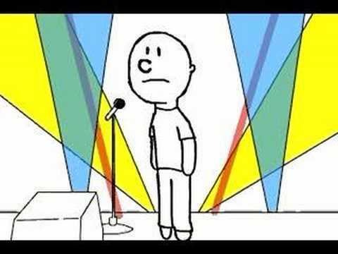Karaoke Singer animation