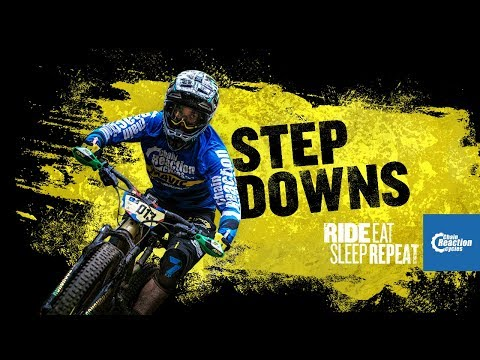 How to ride step downs like Sam Hill!