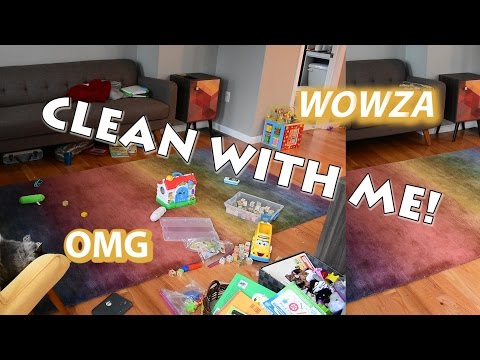 Clean and Declutter Fast with Me! Get Motivated!