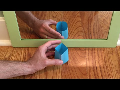 Make Your Own Impossible Cylinder--Mathematical Association of America's Math Horizons