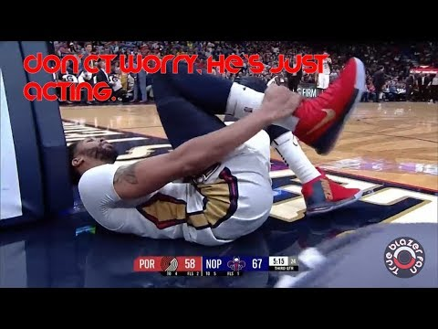 Portland Trail Blazers vs New Orleans Pelicans - Full Game Highlights - March 27, 2018