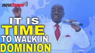 APRIL 2020 | WOSE 1 |WALKING IN DOMINION OVER SICKNESS AND DISEASE BY BISHOPDAVIDOYEDEPO |#NEWDAWNTV