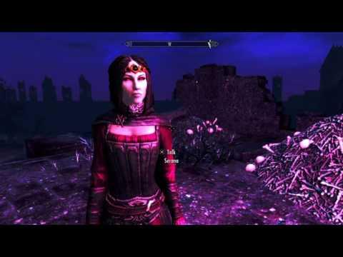 Serana Believes In Me- The Elder Scrolls V: Skyrim