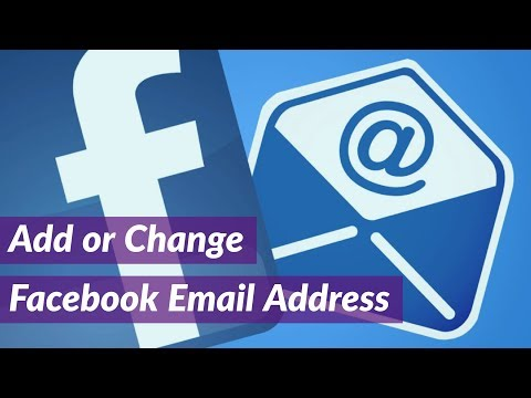 How To Change Primary Email Address on Facebook