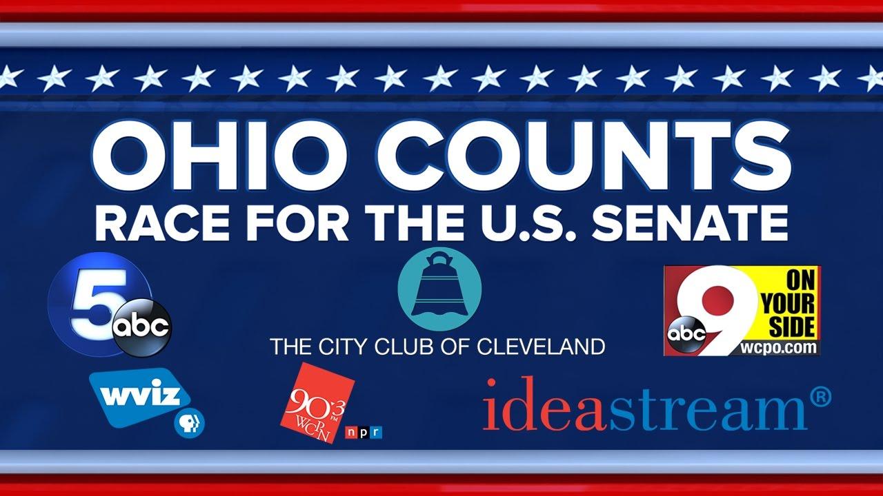Ohio Counts: Race for the U.S. Senate