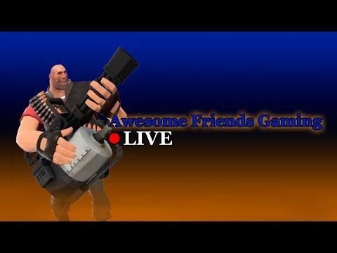 Mann vs. Machine Public Lobby - Team Fortress 2 LIVE