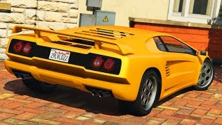 GTA 5 ONLINE - NEW DLC CAR RELEASING TOMORROW IN GTA 5 ONLINE!? (GTA 5 DLC)