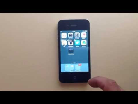 How To Create Nested Folders - New Unrestricted Way iOS 8 No Jailbreak (Reduce Motion Needed)