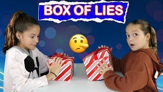 BOX OF LIES WITH KATHERYN | SISTER FOREVER