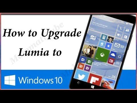 How to Upgrade Lumia to Windows 10 in Urdu & Hindi by MalomatiTube