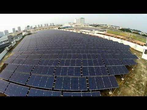 Reducing Carbon Footprint Towards Sustainable Singapore #Panasonic