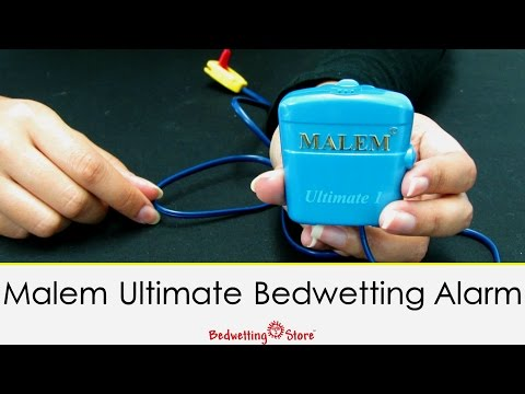 Bedwetting Store - Malem Ultimate Bedwetting Alarm
