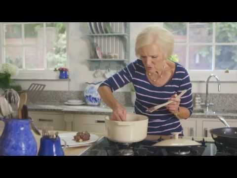 Mary Berry's Lamb Shanks with Root Vegetables