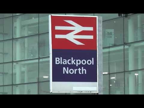 Blackpool railway stations to shut for several months