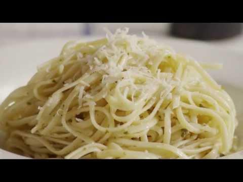 How to Make Pesto Pasta | Pasta Recipes | Allrecipes.com