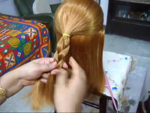 2 Very Simple, Easy and Quick hairstyles for Shoulder length hair.