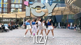 Download [KPOP IN PUBLIC CHALLENGE] ITZY (있지) - ICY Dance Cover Video