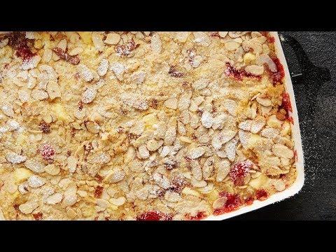 Cherry Almond Cream Cheese Cobbler Dump Cake v1 SQUARE