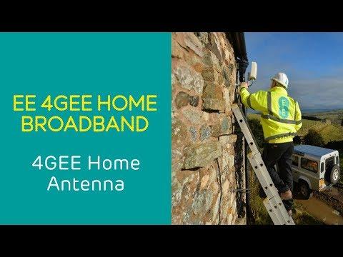 EE - 4G Home Broadband - Connecting Rural Communities Across the UK