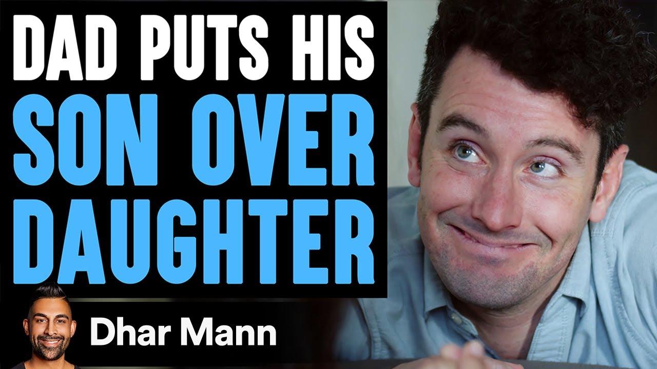 Dad Prioritizes Son Over Daughter, Wife Teaches Him A Good Lesson | Dhar Mann
