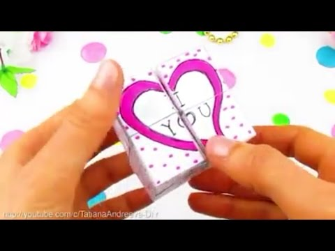 Home Made Valentines Gift | Very easy To Make |