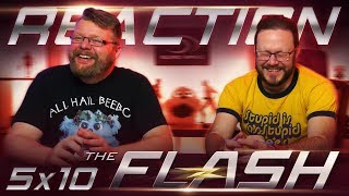 The Flash 5x8 REACTION!!
