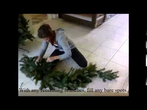 How to Who ville Tree  Sawdust2stitches