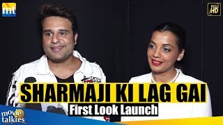 Sharmaji Ki Lag Gai First Look Launch | Krishna Abhishek, Mugdha Godse