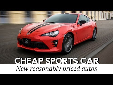 10 Cheapest Sports Cars Under $30,000 (Honest Buying Guide)