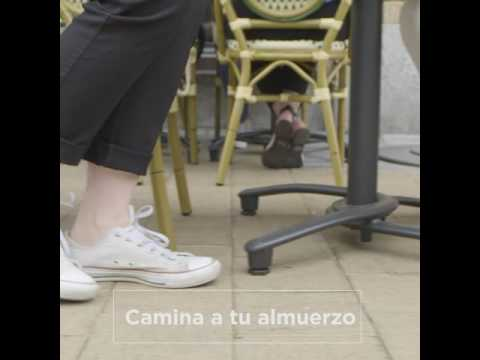Pequeños pasos para el corazón, #DesdeElCorazón: Manténgase físicamente activa