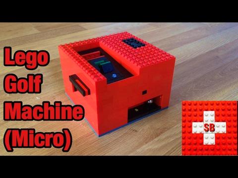 Lego Golf Machine (Micro)