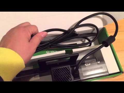 Xbox One and Xbox One Kinect Sensor Setup