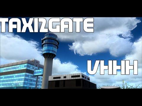 Taxi2Gate Hong Kong International - Official Trailer