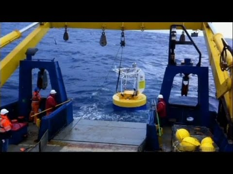 euronews science - Scientist study the ocean